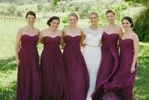 Marsala, Burgundy, Red Wine Weddings