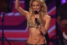 Shakira /  (born February 2, 1977)  is a Colombian singer, songwriter, dancer, record producer, choreographer & model.