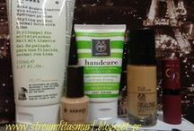 My blog / Beauty, fashion, cosmetics, products, etc.
