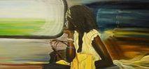 Portret Schilderijen van Rita Camphuijsen Art