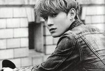 chen / • kim jong dae •