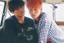 vkook / or taekook whatever~ • kim tae hyung & jeon jeong guk •