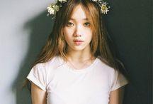 sung kyung / • lee sung kyung •