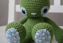 Hæklerier/ crochet
