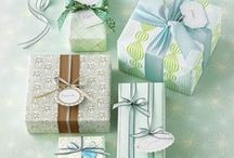 Gift Wrapping / by Lizzie L