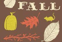 Autumn & Thanksgiving / by Lizzie L