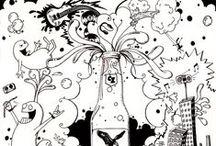 #ArteZanos / #Comparte arte en cervezazulia.com y #SedTúMismo