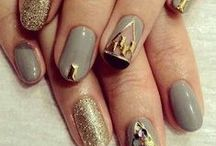 Nails and nails polish / by Azra Ak