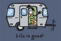 camper to travel the world / when i retire :)))) Trere will be me, my husbands, dogs and the southern europe :))