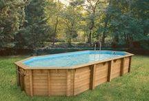 Piscines en bois / Almateon vous invite à découvrir sa gamme de piscines en bois.