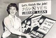 Libraries through the years / A fun look at how libraries have evolved! / by West Melbourne Public Library
