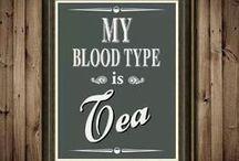 Words of tea