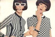 Fabulous 1960's ladies fashion