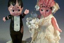 Fabulous wedding cake toppers