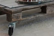 Raklapbútor - ötletek / Kreatív raklapból készült bútorok gyűjteménye