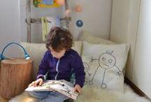 Kids Spaces / Pequeños trocitos de pequeños mundos para mis niñas
