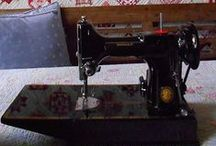 Singer Featherweight 222k Sewing Machine (and 221) / I am the proud owner of a lovely Singer 222k and want to know all I can about them so that I can get the maximum use out of mine whilst also learning how to maintain and service it myself - which I absolutely intend  to do.