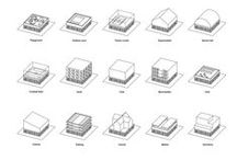 ARCH I Typology Diagrams