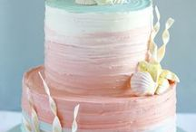 Mermaid Cake ideas for Miss Nearly 4