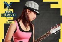 #ZuliaEnVivo / #Comparte música en cervezazulia.com y #SedTúMismo