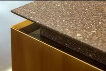 CLEAR GOLD / INTERIOR DECORATION: KITCHEN, LIVING AND DINING AREA