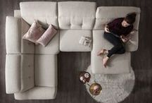 Truly Individual Sofas / From limitless size and design options to innovative technological functions, every piece of furniture we make is custom-made just for you.