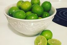 Addicted to Lime / Been pinning so many lime recipes lately, I figured I needed a special board dedicated to to limes!