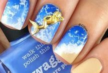 Summer Nails / It's Summer time! Here are some of our favorite summer nail arts.
