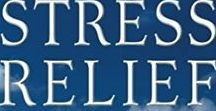 Simple Strategies for Stress Relief / My stress relief book.