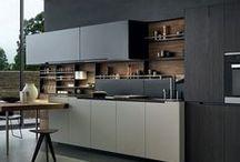 Kitchen. / Smells Good!