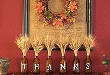 Thanksgiving / by Jeanie Burke