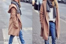 Fashion Inspiration - Winter Fashion / Winter fashion inspirations for the cold days to still look chic and stylish whilst still keeping warm.