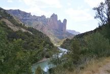 Paisajes y naturaleza de Hoya de Huesca