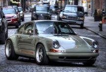 Porsche / by Aritz Benitez