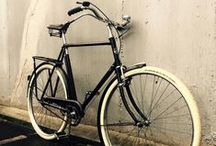 Vintage and Beautiful Bicycles
