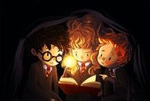 Harry Potter / by Merel B.