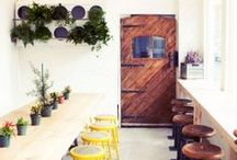 Restaurant and Cafe Fitouts we LOVE!