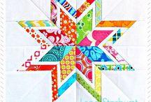 Patchwork / Edredones y cuadrados