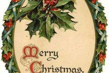 NOËL DE TOUJOURS ! CHRISTMAS FOREVER ! / Noël d'antan et de toujours