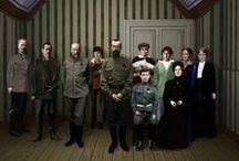 LES ROMANOV ! / La famille impériale russe