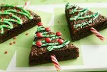 Food: Christmas Food / Festive food for the holiday season.