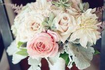 flower power  >//< / Wedding bouquets and arrangements