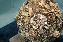 sparkle >//< / hints of sparkle glamor wedding sparkly jewels diamonds gold silver