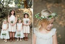 flower girl >//< / flower girl princess child wedding