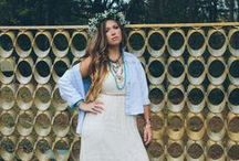 boho style (non bridal) >//< / boho bohemian style design clothing clothes fashion