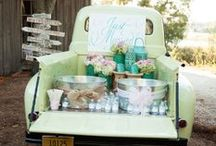 booze >//< / booze alcohol adult beverage drink station table set up design wedding