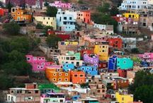 Een kleurvolle wereld / Een wonderbaarlijke kleurvolle wereld