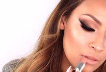 makeup / by xo