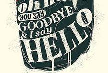 Saludos / Nuestra mejor manera de dar los buenos días, la buena semana o simplemente celebrar que, por fin, ya puede ser viernes :) A nosotros nos encanta.