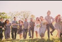 wedding party >//< / wedding party bridesmaids groomsmen group photos pictures photography ideas friends family
